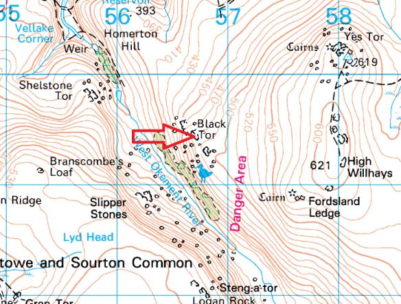 black-tor-map
