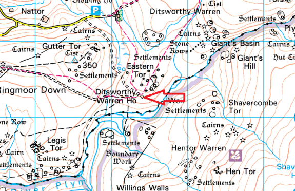 ditsworthy-warren-map