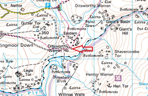 ditsworthy-warren-map