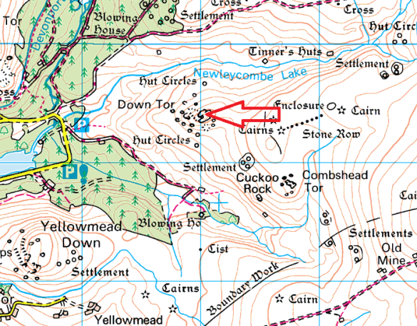 down-tor-map