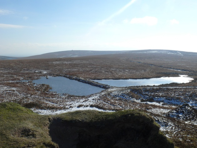 Eastern White Barrow on the left from Redlake