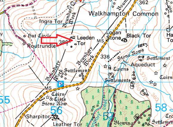 leeden-tor-map