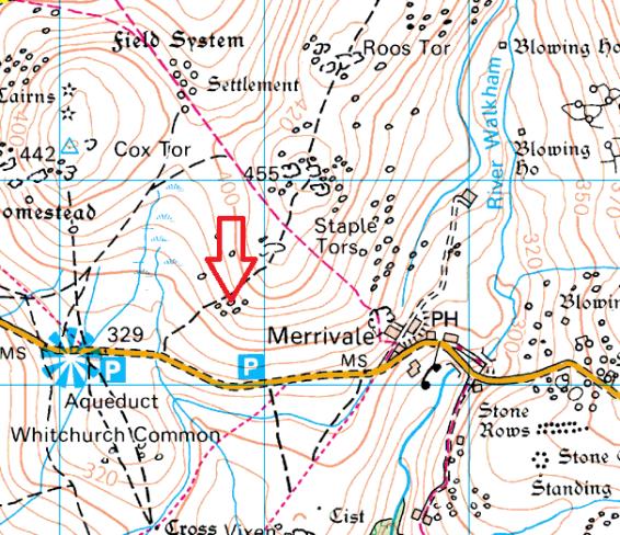 little-staple-tor-map