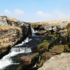 East Dart Waterfall