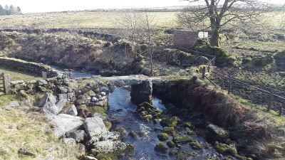 Oakery Clapper Bridge