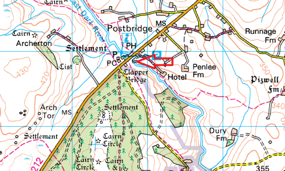 postbridge-clapper-map