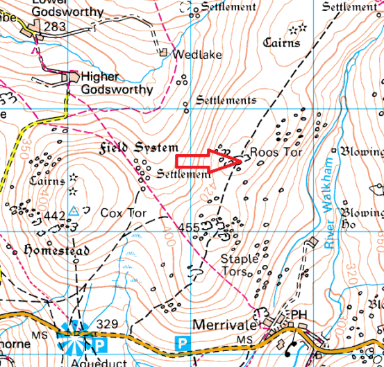 roos-tor-map