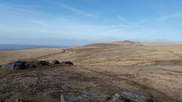 Looking to Great Links Tor from Sharp Tor.