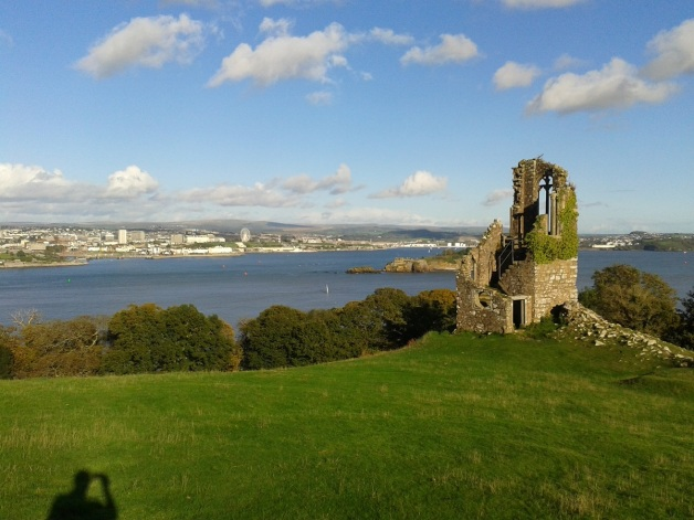 Plymouth SOund from Mount Edgcumbe Park