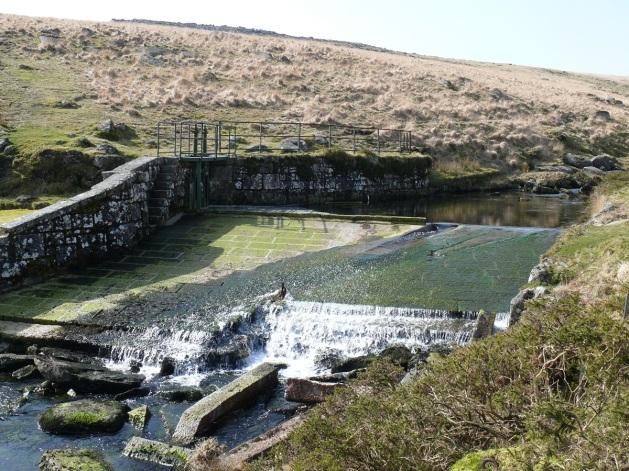 West Dart Weir