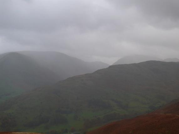 Here comes the rain!!