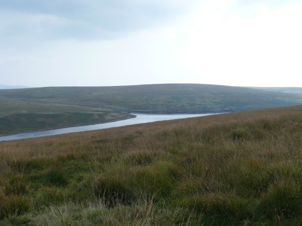 Avon Reservoir from Brent Moor