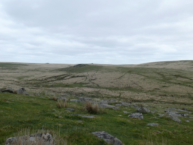 Hart Tor from Black Tor
