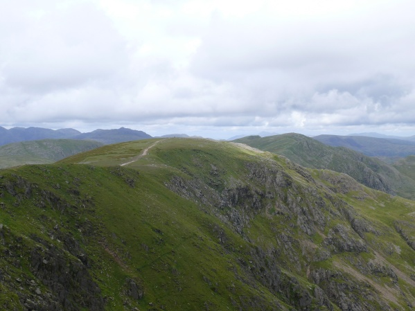 Brim Fell from Coniston Old Man