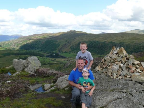 Fun on Great Crag