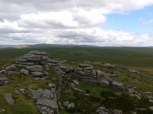 Great Mis Tor stacks