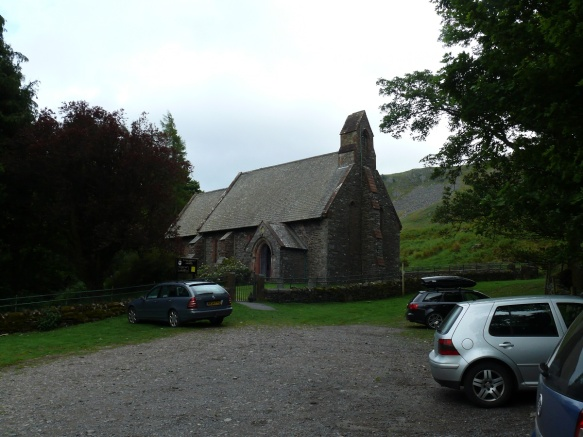 St Peter's church, Martindale