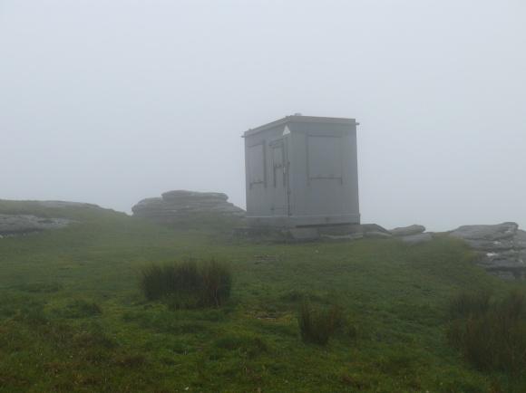 Fordsland Ledge observation post