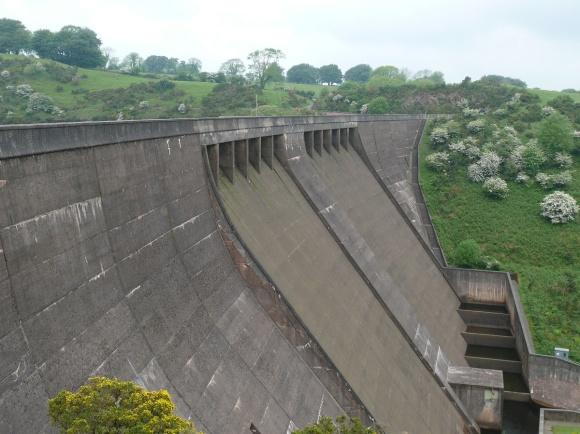 Meldon Dam