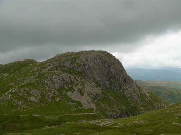 Harrison Stickle from Loft Crag