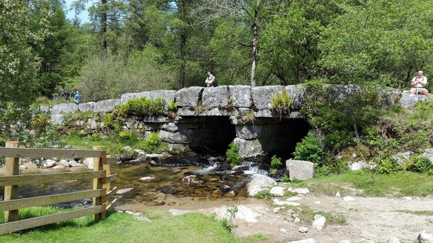 Leather Tor Bridge 3
