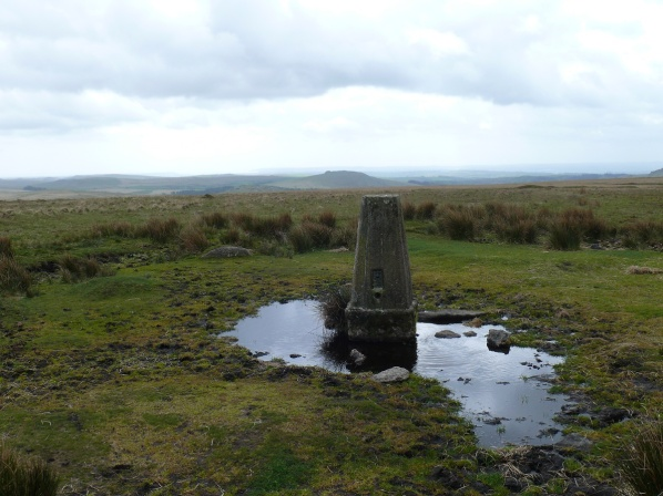 Cramber Trig point