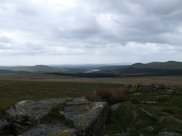 Burrator from Cramber Tor