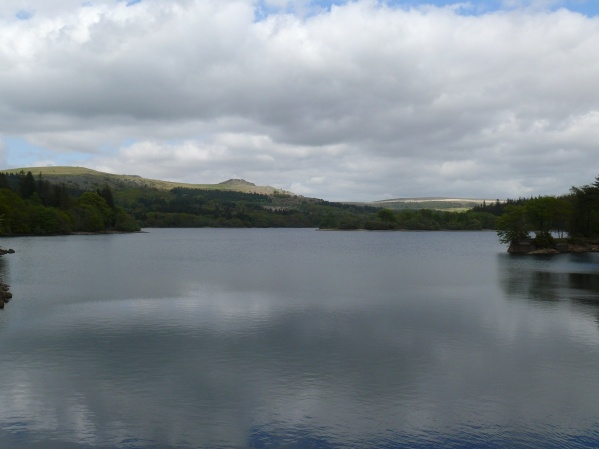 Burrator Reservoir.....