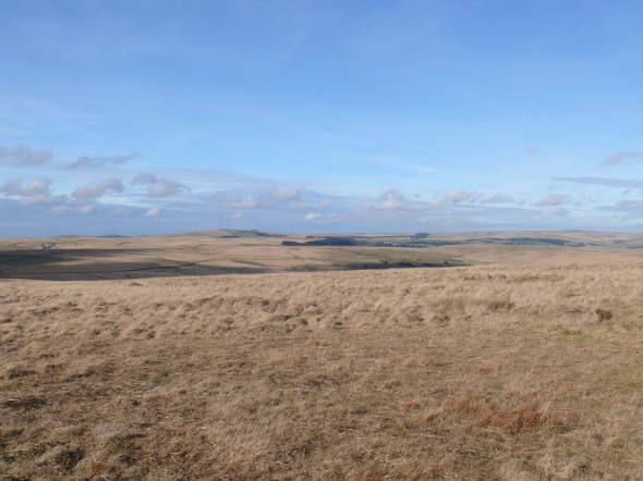 Looking north from Crane Hill