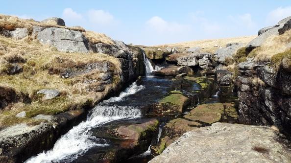 East Dart Waterfall