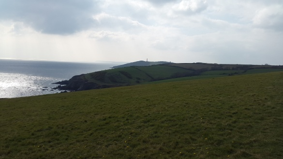 And looking to other way to Gribben Head