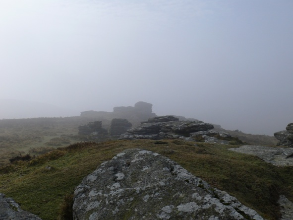 Birch Tor in the cloud