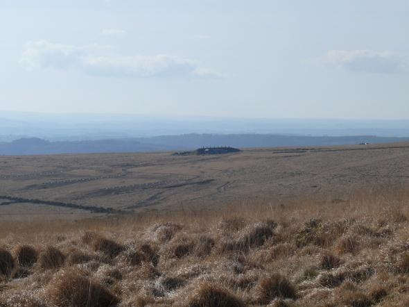 Willsworthy firing ranges