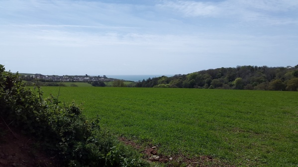 Wembury and the sea