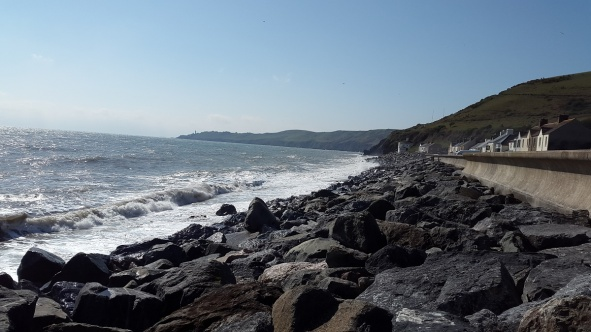 Beesands with Start Point in the distance