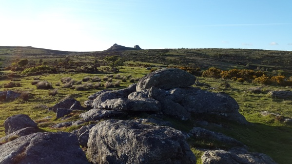 And the reverse, Bag Tor to Haytor