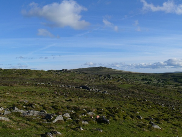 And looking back to Rippon Tor