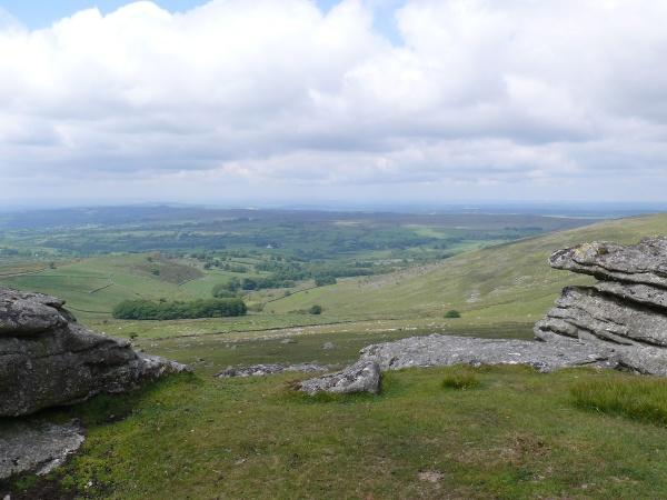 Fabulous views to Cornwall