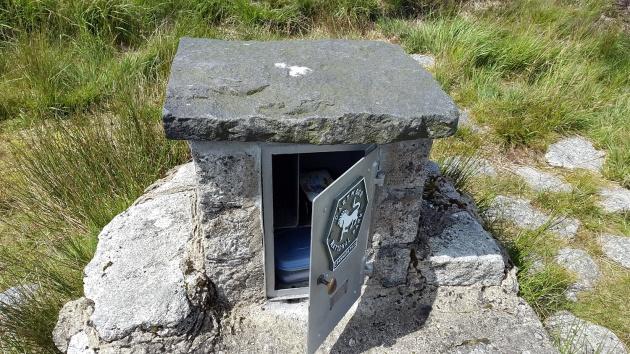 Cranmere Letterbox