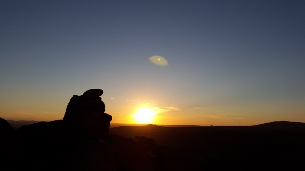 Sunset Ingra Tor