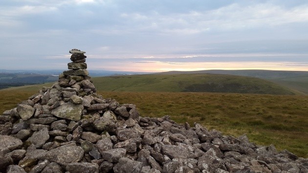 Sharp Tor cairn