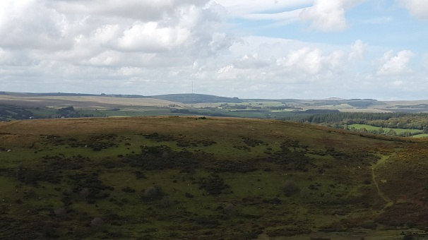 Zooming in on Princetown
