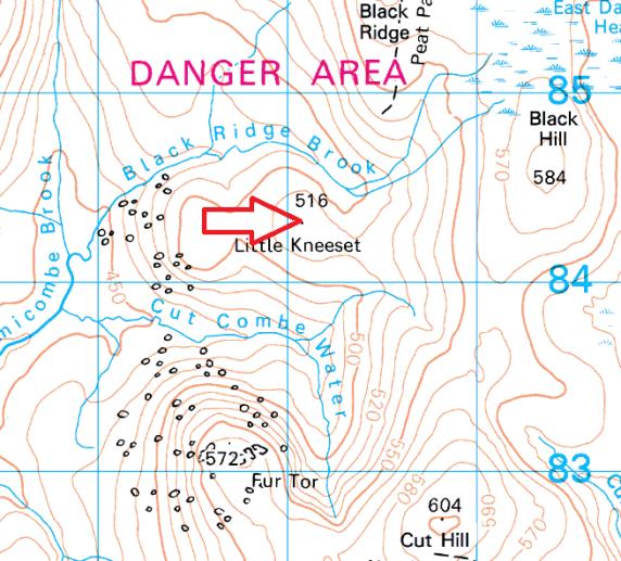 little-kneeset-map