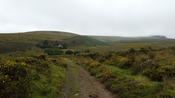 Approaching Stannon Farm
