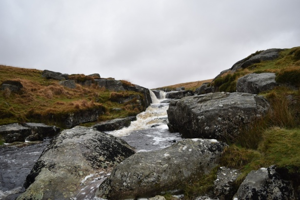 East dart Waterfall 10