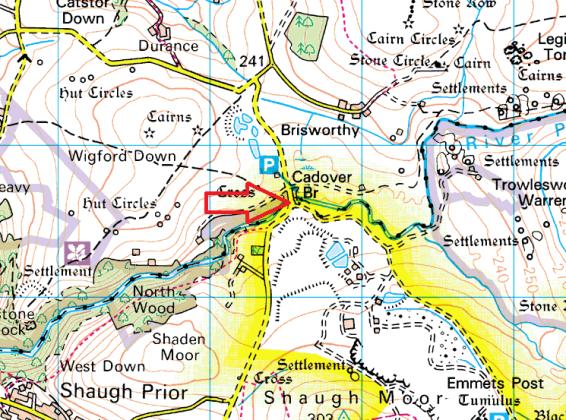 cadover-bridge-map