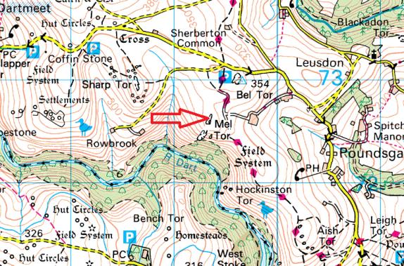 mel-tor-map