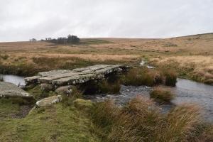 Teignhead Farm Clapper Bridge 1