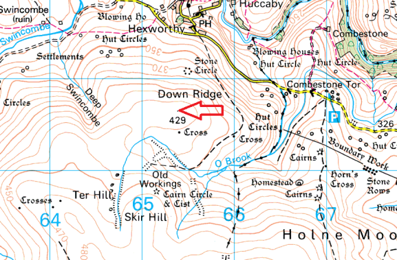 down-ridge-map
