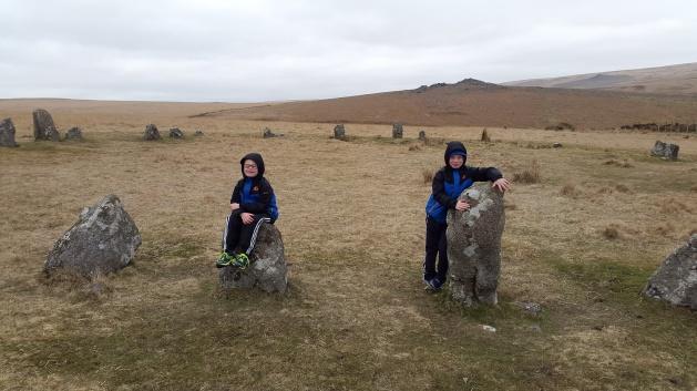 Legis stone circle 5